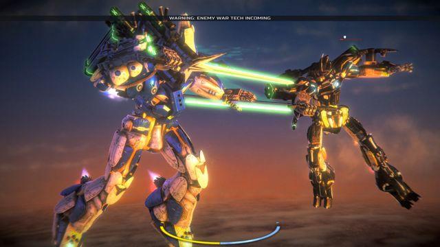 War Tech Fighters PC Full