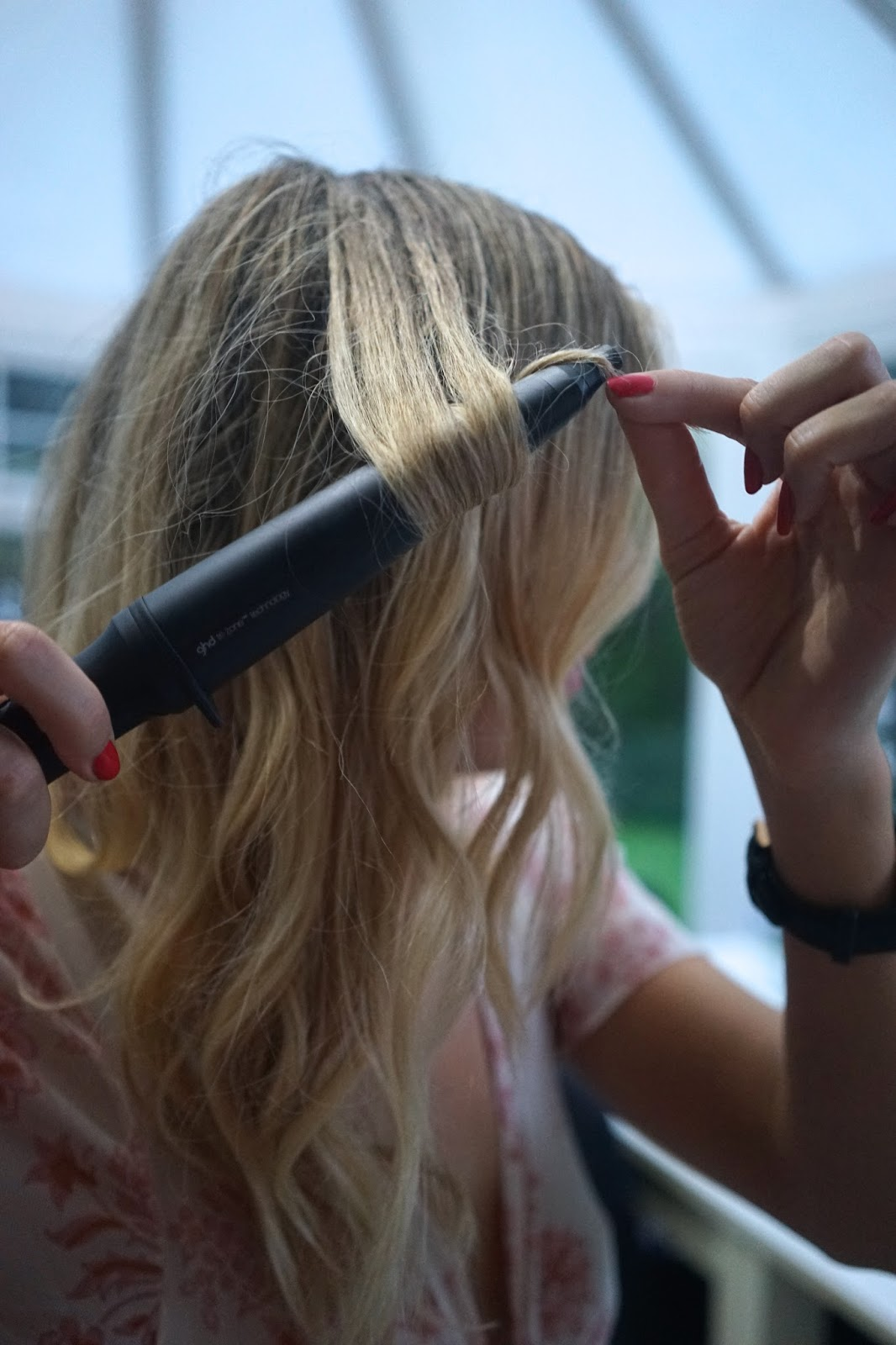 ghd curling wand review