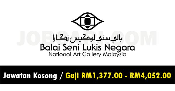 Jawatan Kosong di Lembaga Pembangunan Seni Visual Negara