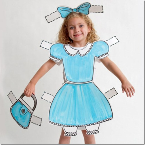 Disfraces caseros originales para niños Carnaval