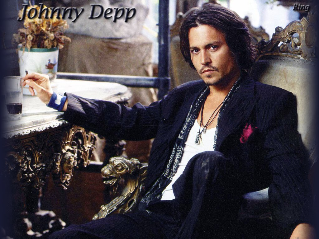 Christine Bailey: Johnny Depp Wallpaper Hd