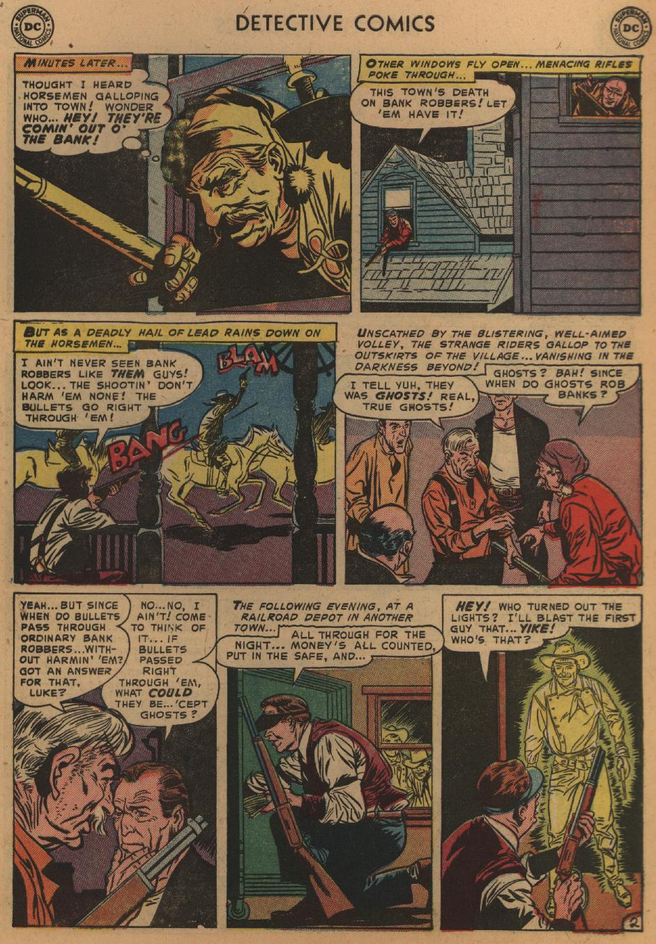 Detective Comics (1937) 195 Page 34