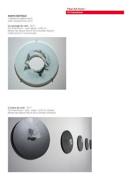 art avec fil de métal