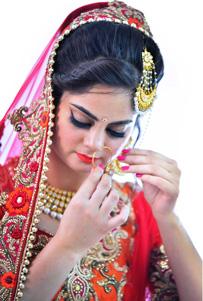 doorstep airbrush makeup artist delhi