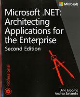 книга Дино Эспозито и Андреа Салтарелло «Архитектура корпоративных приложений на платформе Microsoft.NET» (2-е издание)