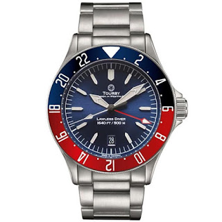 Tudor GMT vs. Tourby GMT vs. C. Ward C65 GMT TOURBY%2BLawless%2BDiver%2BGMT%2BPepsi
