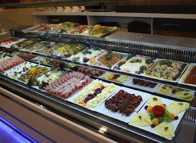 Кулинарная продукция в Волгограде кафе Мустанг