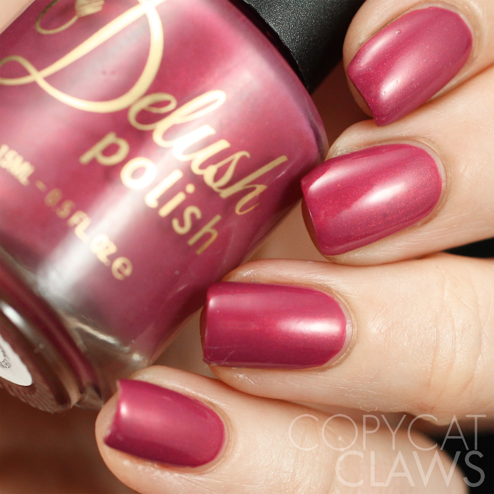 Copycat Claws: Delush Polish The Mermaid Diaries Collection Review