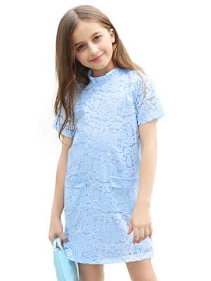 Baju Lebaran Anak perempuan Usia 3 Sampai 6 Tahun
