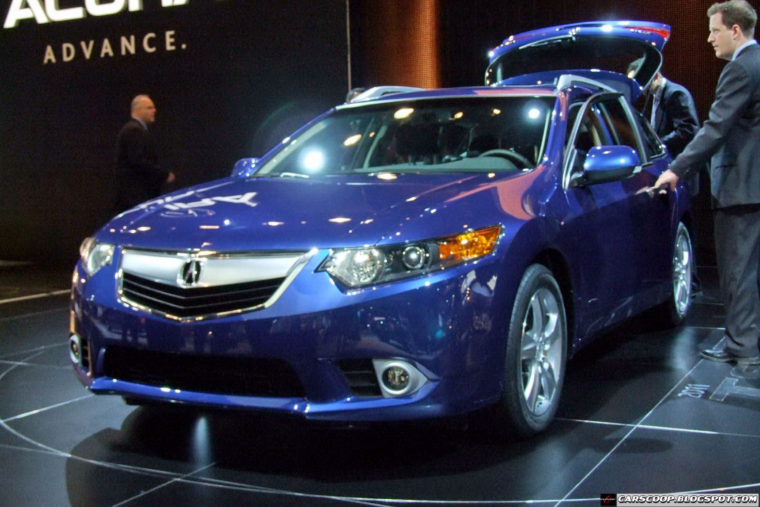 2011 Acura Tsx Sport Wagon Cars Reviews