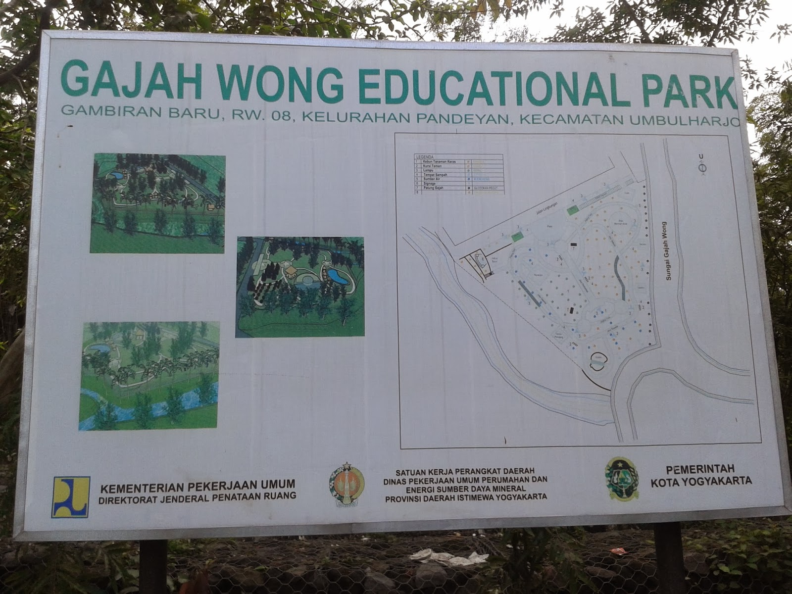 Gajah Wong Education Park