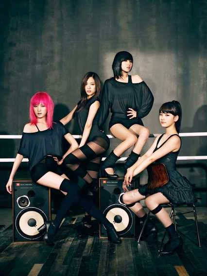 Girlband Miss A