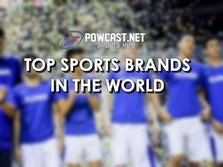 top sports brand