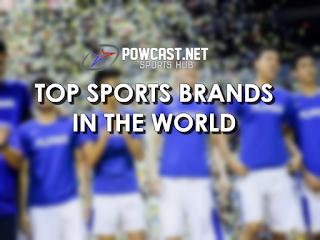 top sports brand