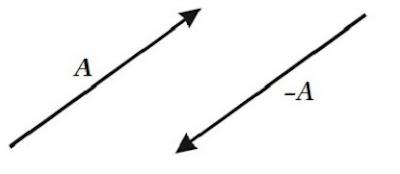 Vektor A Negatif dari sebuah vektor A - berbagaireviews.com