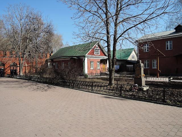 Храм Святителя Николая на Преображенке двор