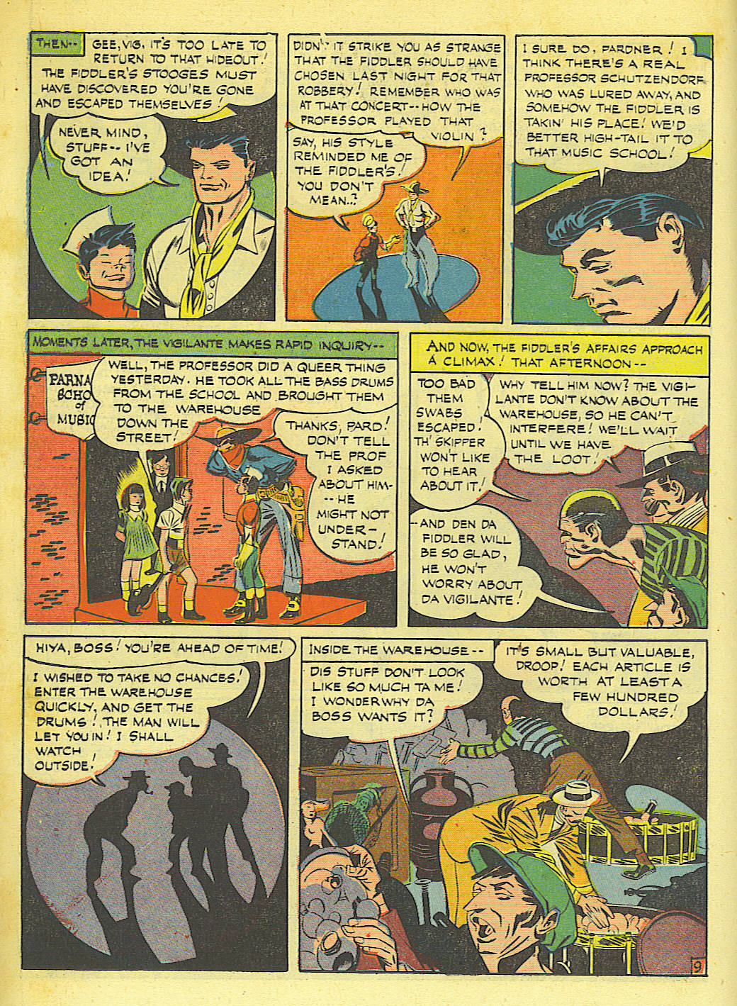 Read online Action Comics (1938) comic -  Issue #67 - 26