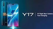 Vivo Y17 specifications, price and launch date