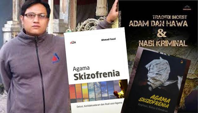 Buat Buku Penghinaan Terhadap Nabi, Penulis Kontroversional Ini Akhirnya Masuk Rumah Sakit Jiwa