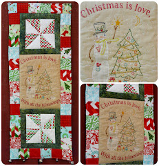 Christmas is love pattern