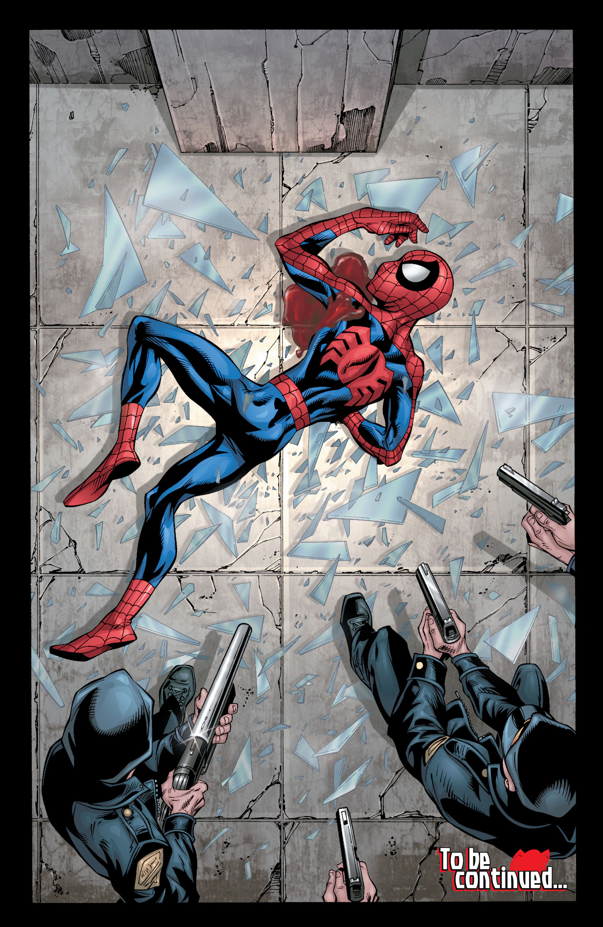 Read online Ultimate Spider-Man (2000) comic -  Issue #29 - 24