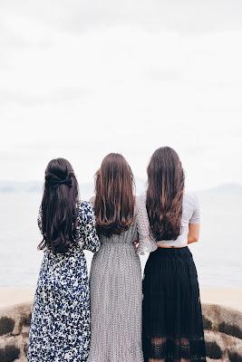 secret natural hair remedies brunette blond ebony Asian African Caucasian Hispanic