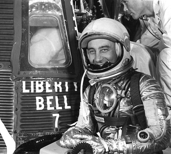 astronaut grissom death - photo #26