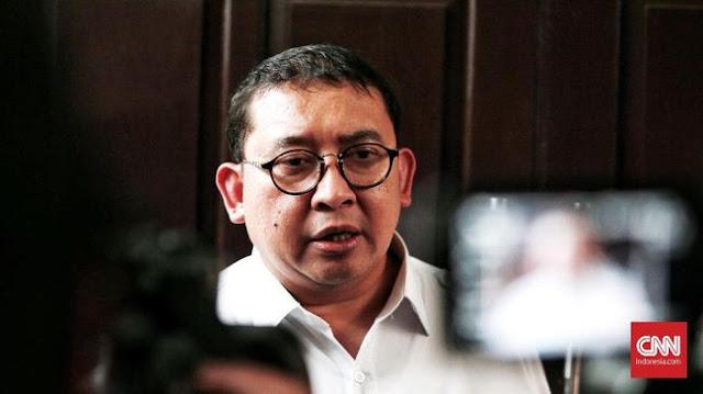Fadli Zon Sebut BPN Prabowo-Sandi Jadi Target Hoaks Kontainer