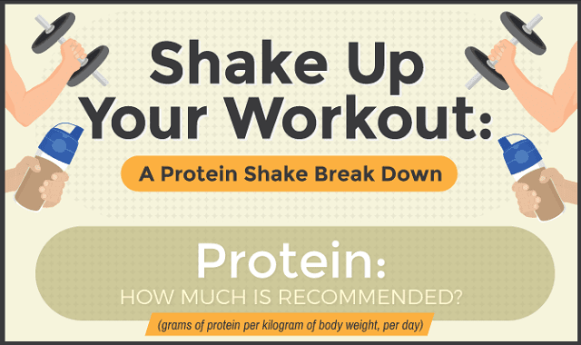 Shake Up Your Workout: Breaking Down Protein Shakes