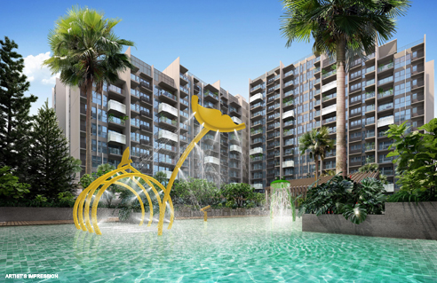 Alps Residences Kids Pool