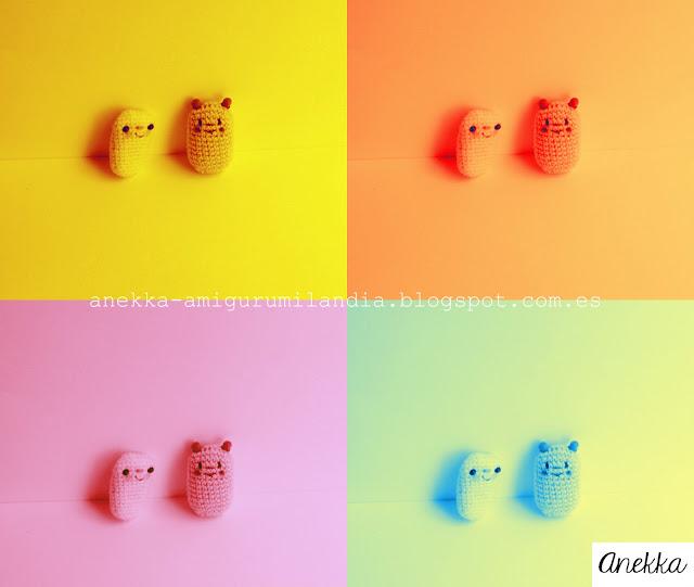 arte amigurumi y diseño
