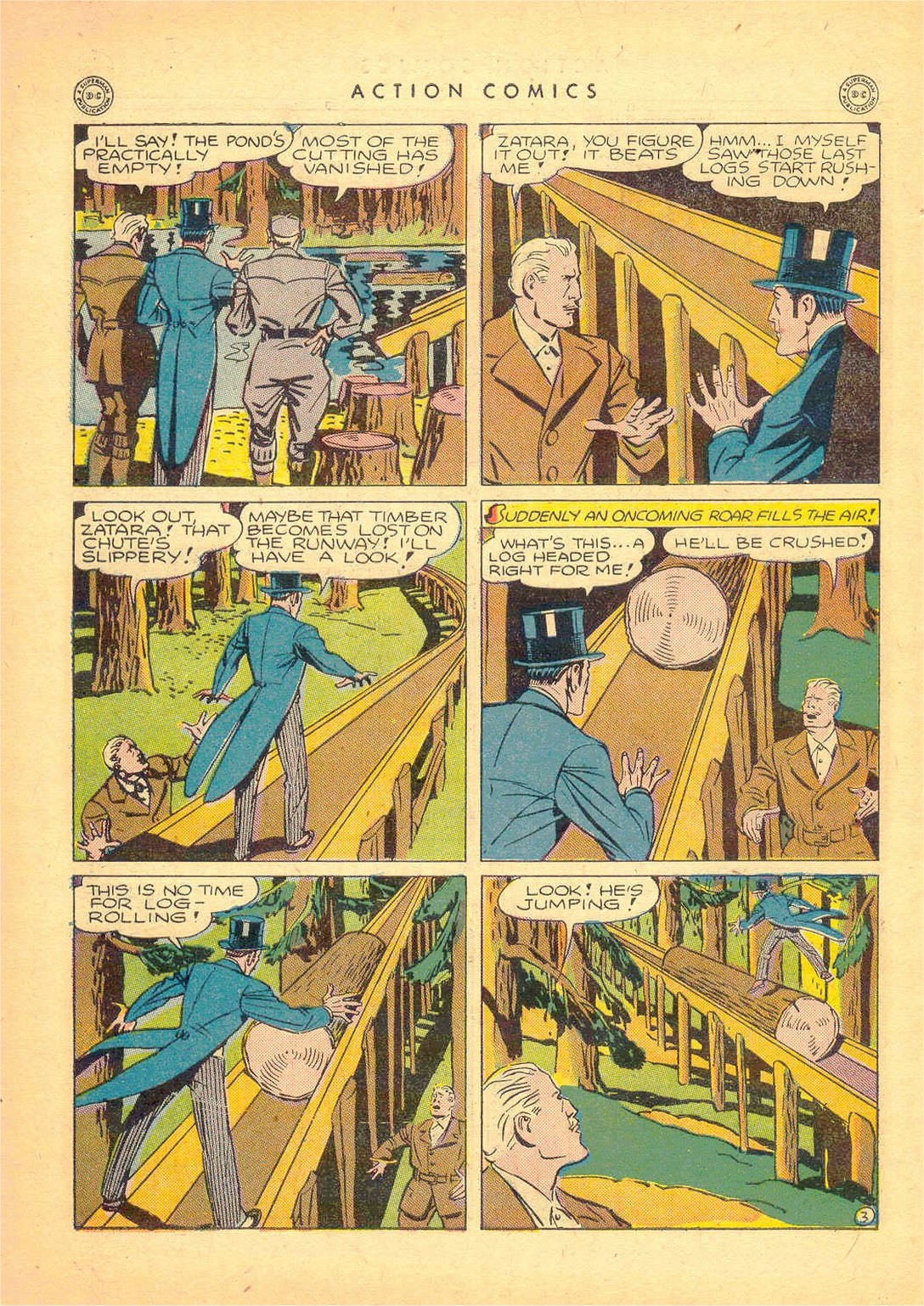 Read online Action Comics (1938) comic -  Issue #80 - 43