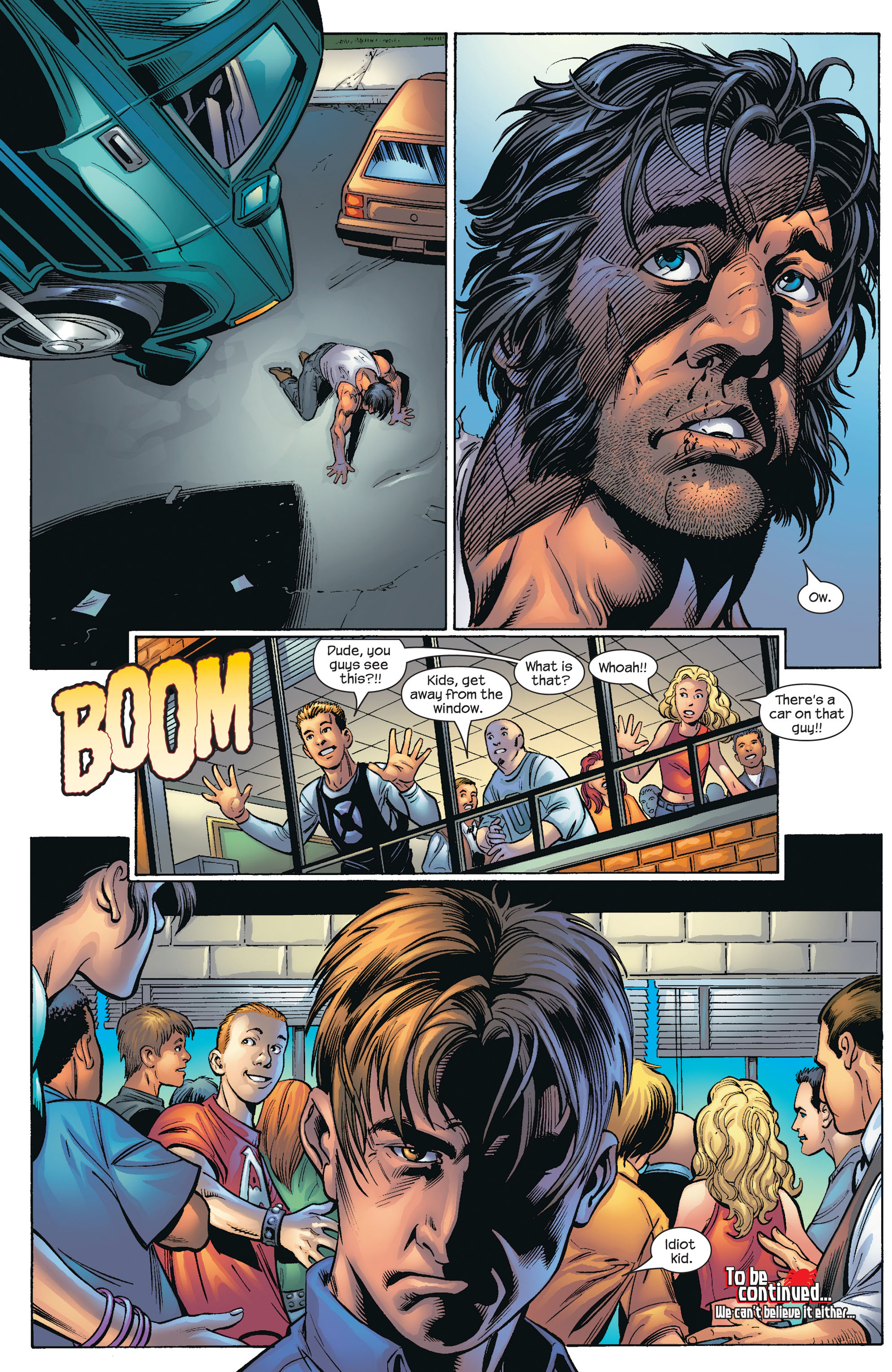 Read online Ultimate Spider-Man (2000) comic -  Issue #66 - 21