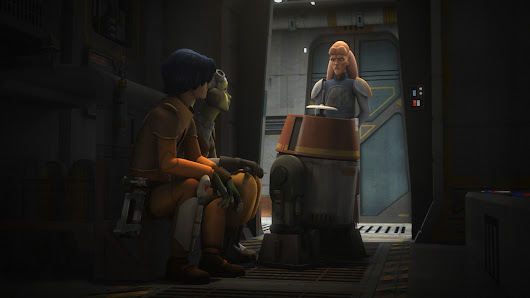 "Star Wars Rebels review: ""Homecoming"" 