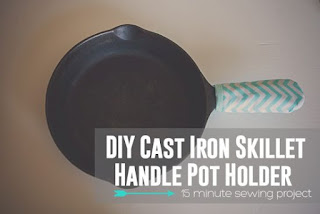 Cast Iron Skillet Pot Holder