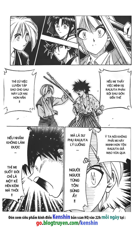 Rurouni Kenshin chap 44 trang 11