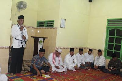 Kemenag Tanjungbalai Tahlilan Bersama Sambut HAB