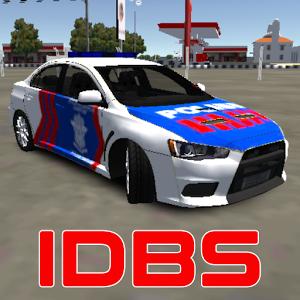 IDBS Polisi v1.0 Games Simulasi  For Android Terbaru 2018