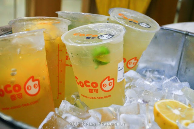 CoCo Fresh Tea and Juice Philippines