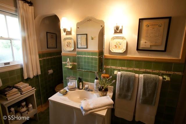 Styles Bathroom Decor