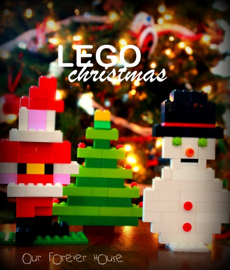 Our Forever House: It's A Lego Christmas