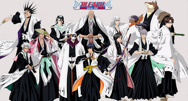 Kumpulan Foto Bleach dan Video Bleach