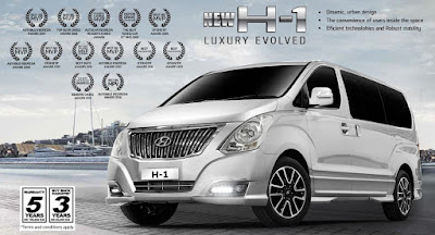 Harga Hyundai H1