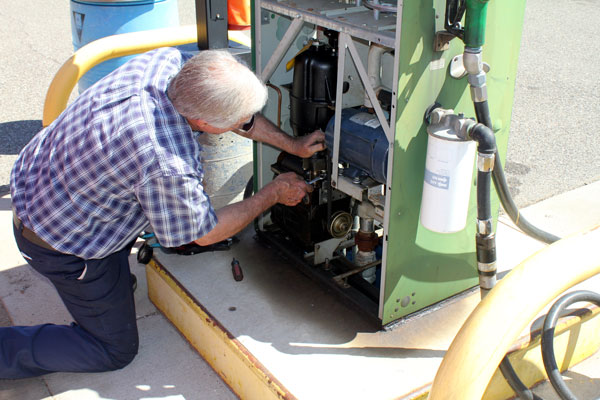 Do You Know Who To Call for Gas Station Pump Repair?