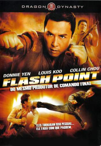 FlashPoint Torrent – BluRay 720p Dublado (2007)