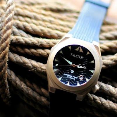 Kratos Watch Company Cerebrum