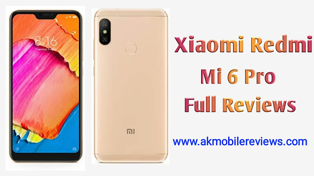 Xiaomi  Redmi  6  Pro  Full Reviews In Hindi