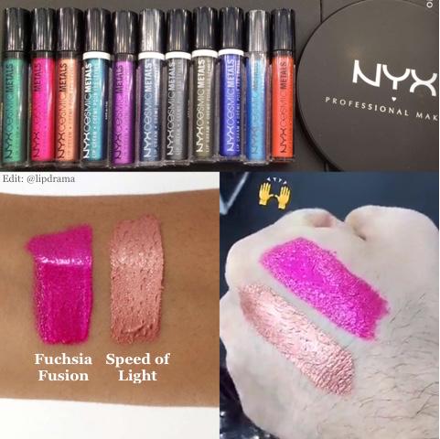 Image Credit Nyx Cosmetics Snapchat