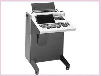 Canoword 55 yaitu mesin word processor bahasa Jepang diperkenalkan Canon tahun 1980