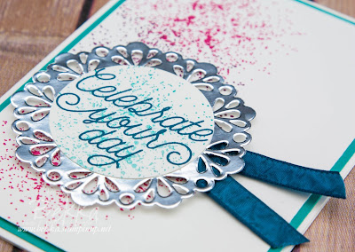 Celebrate Your Day with Touches of Texture Stamps from Stampin' Up! UK Buy them here